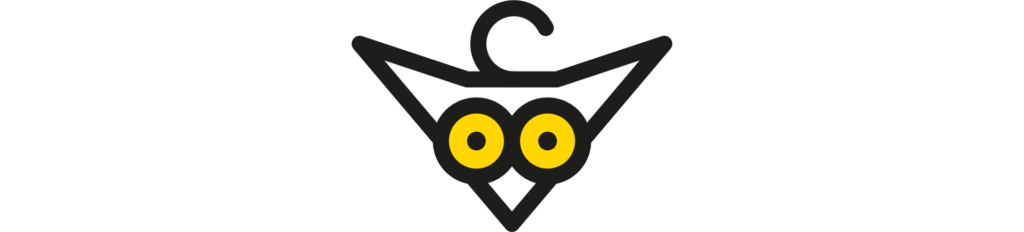 Szalony lemur - logo lemura